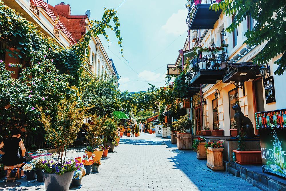רחובות העיר העתיקה
