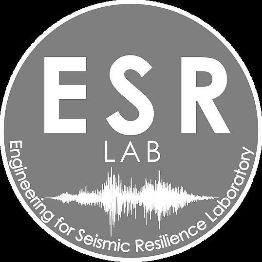 ESR Logo Large- White with semi-transpar