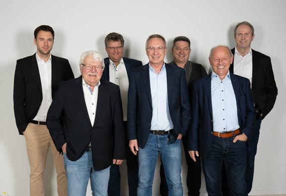Der Förderverein des FC Dorndorf im Jahr 2021