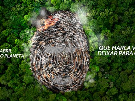 Dia Mundial do Planeta: Que marca você quer deixar para o futuro?