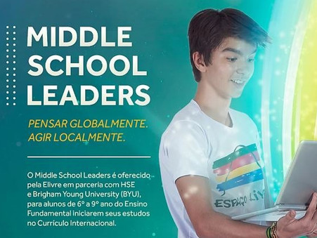 Middle School Leaders