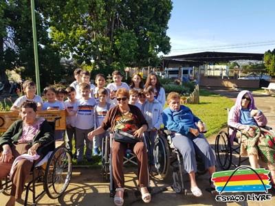 Entrega das Doações - Gincana Solidária 2019