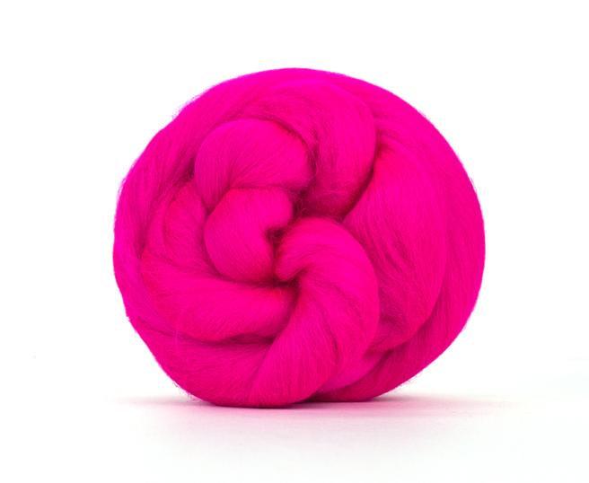 Merino Hot Pink