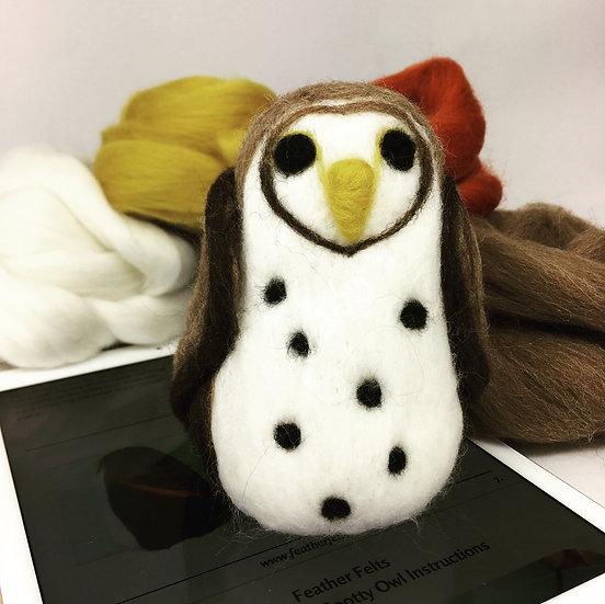 Spotty Owl PDF