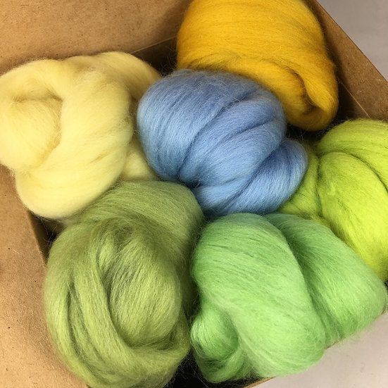 The Wolds Wool Bundle