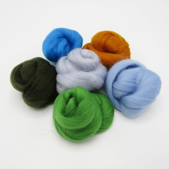 Lakes Wool Bundle