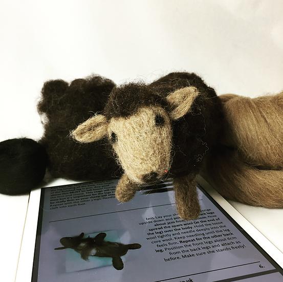 Brown Sheep PDF Instructions