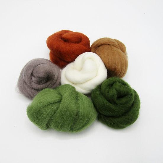 Highlands Wool Bundle