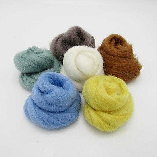 The Bay Wool Bundle