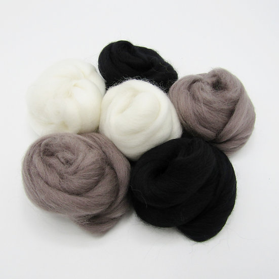Neutral Wool Bundle