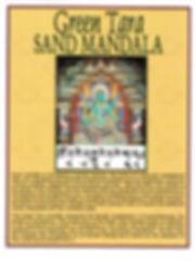 2020 4 Green Tara Sand Mandala_page-0001