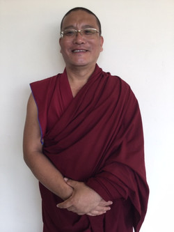 Geshe Lharampa Jampa Wangchuk
