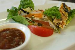 Waipoua Lodge Vegetable Terrine