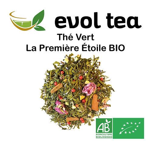Thé Vert La Première Étoile BIO 100g