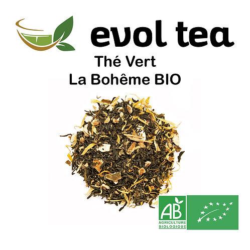 Thé Vert La Bohême BIO 100g