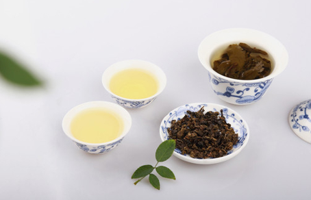 Introduction au thé Oolong