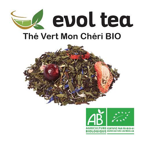 Thé Vert Mon Chéri BIO 100g