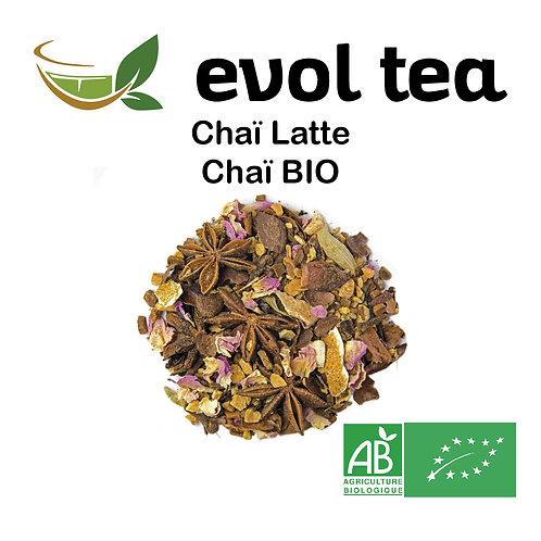 Chaï Latte Chaï BIO 100g