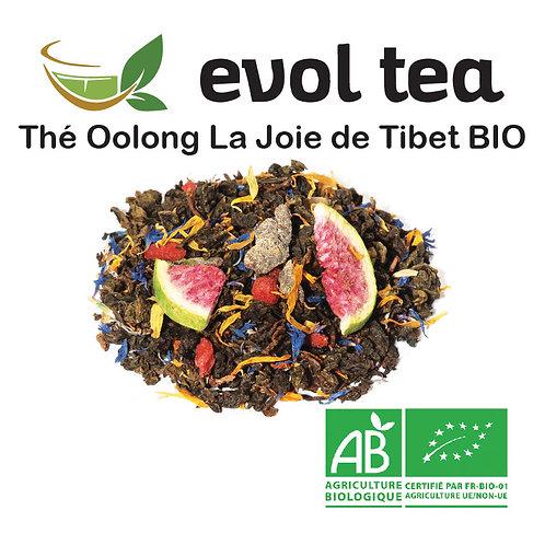 Thé Oolong La Joie de Tibet BIO 100g
