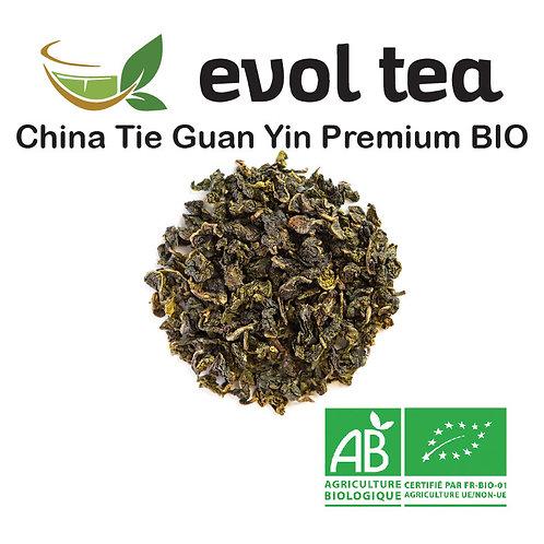 Oolong Tie Guan Yin Premium BIO 50g