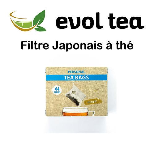 Filtres Japonais à thé