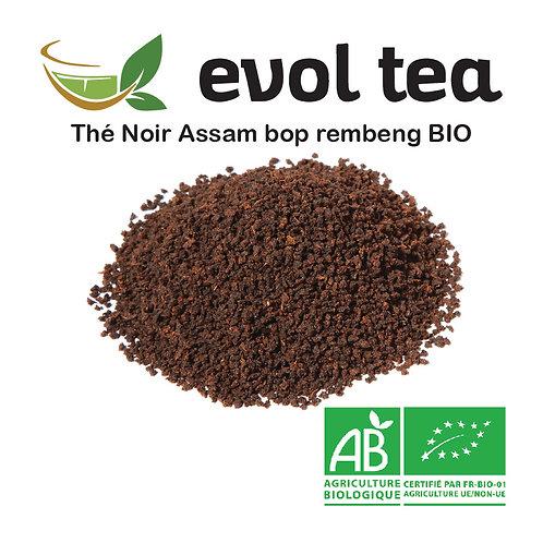 Assam noir bop rembeng BIO 100g