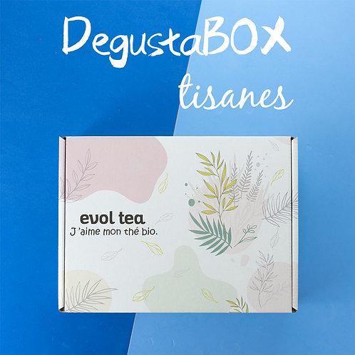 DegustaBox - Tisanes  BIO