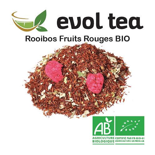 Rooibos Fruits Rouges BIO 100g