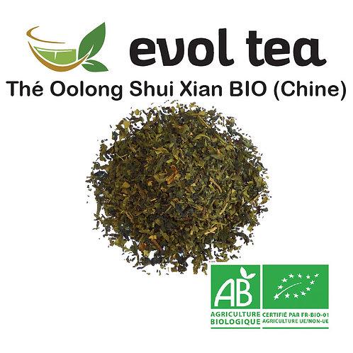 Oolong Shui Xian BIO 100g