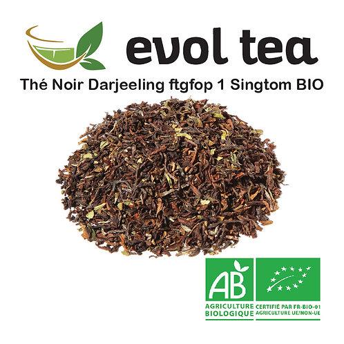 Darjeeling Noir ftgfop 1 First Flush Singtom BIO 100g
