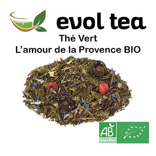 Thé Vert L'amour de la Provence BIO 100g