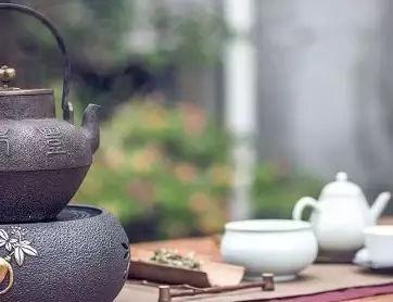 préparation thé blanc