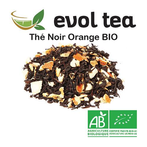 Thé Noir Orange BIO 100g