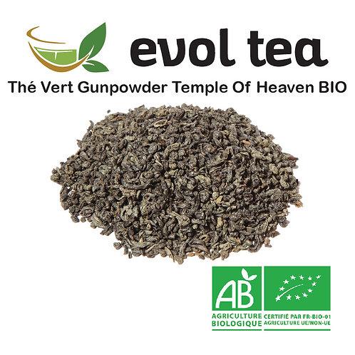 Gunpowder Temple Of Heaven BIO 100g
