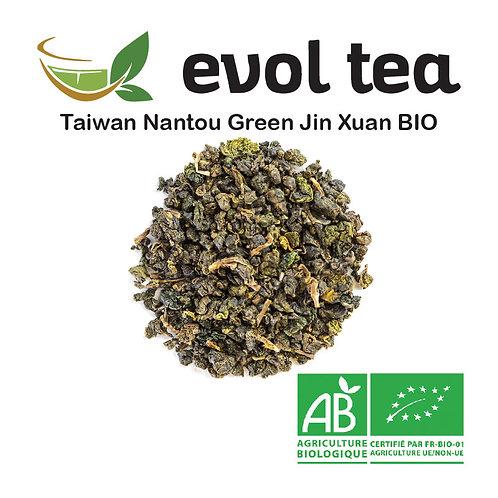 Oolong Taiwan Green JinXuan BIO 50g