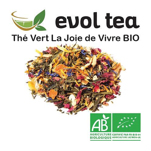 Thé Vert La Joie de Vivre BIO 100g