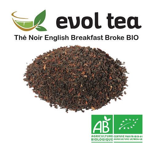 English Breakfast Broken BIO 100g
