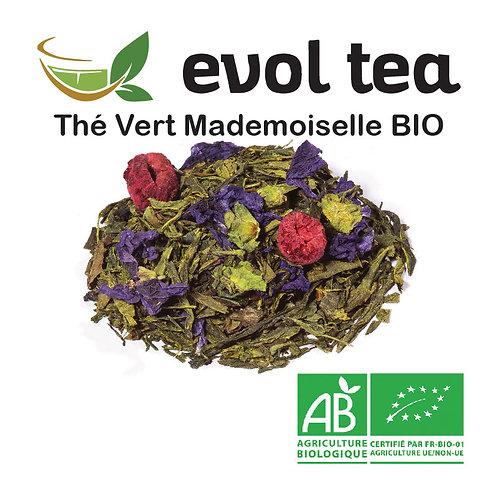 Thé Vert Mademoiselle BIO 100g