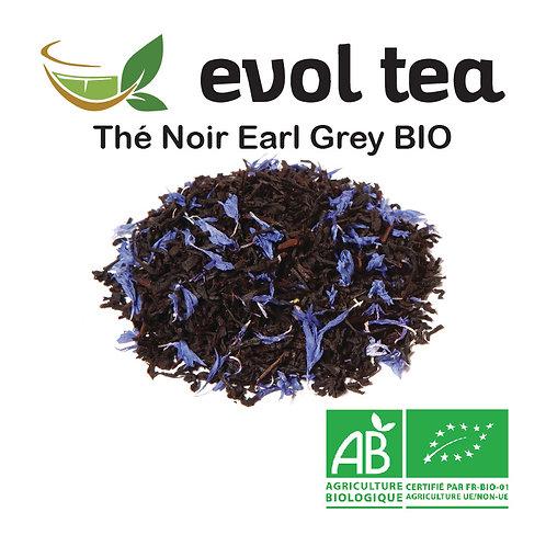 Thé Noir Earl Grey BIO 100g