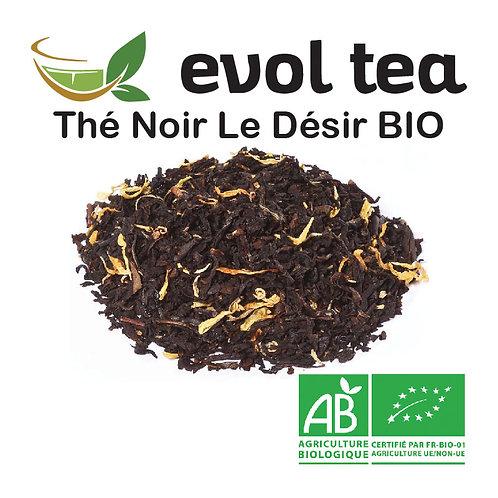 Thé Noir Le Désir BIO 100g