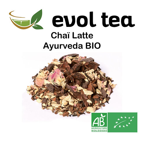 Chaï Latte Ayurveda BIO 100g