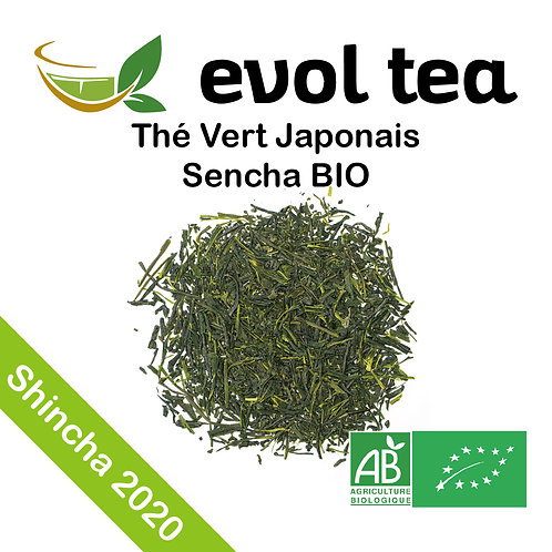 Japan Sencha BIO 50g