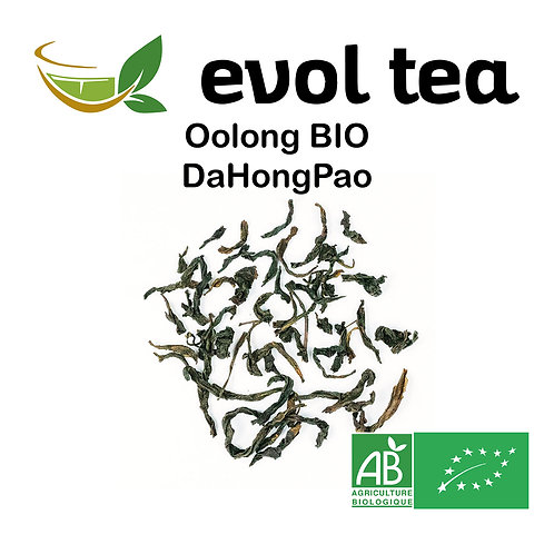 Oolong DaHongPao BIO 50g