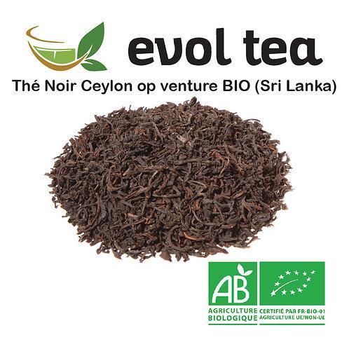 Ceylon noir op venture BIO 100g