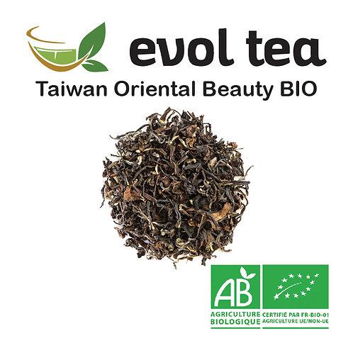 Oolong Taiwan Oriental Beauty BIO 50g