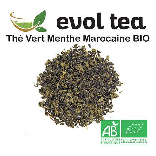 Thé Vert Menthe Marocaine BIO 100g