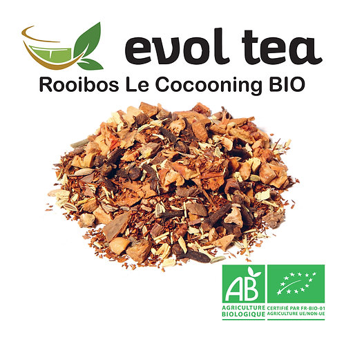 Rooibos Le Cocooning BIO 100g