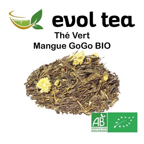 Thé Vert Mangue GoGo BIO 100g