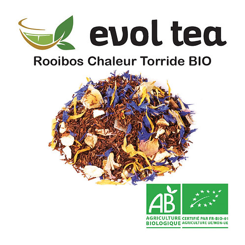 Rooibos Chaleur Torride BIO 100g