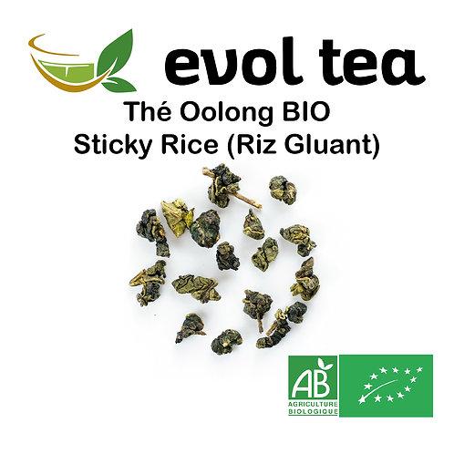 Sticky Rice Oolong BIO 50g